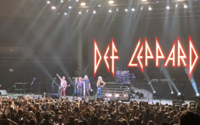 Def Leppard at Blaisdell Arena