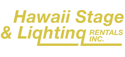 Hawaii Stage & Lighting Rentals, Inc