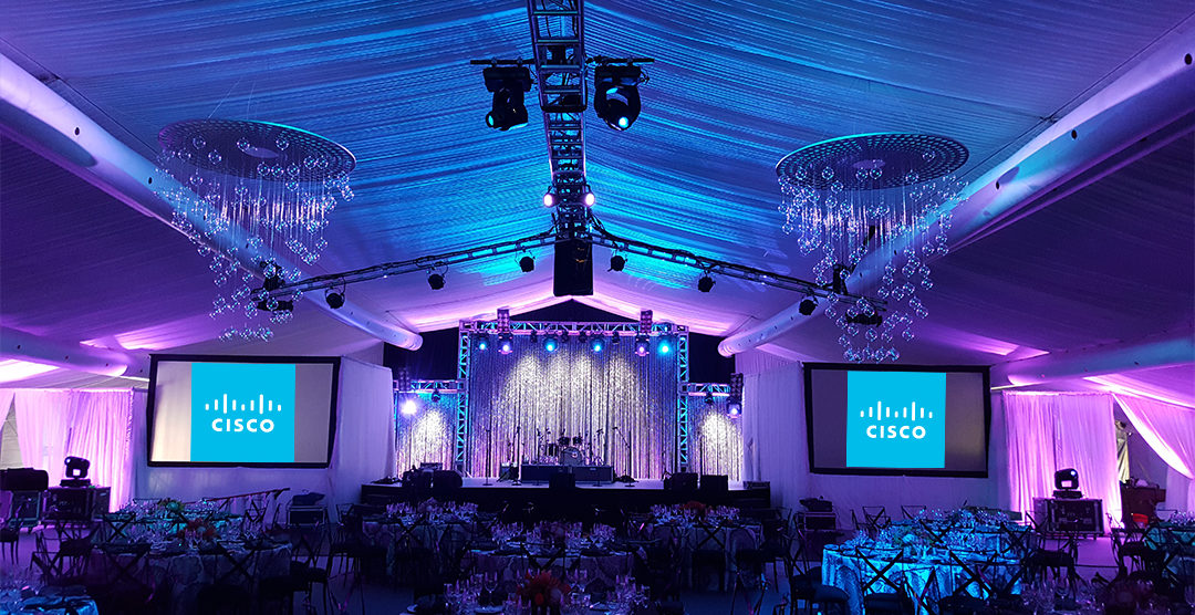 Cisco Corporate Events