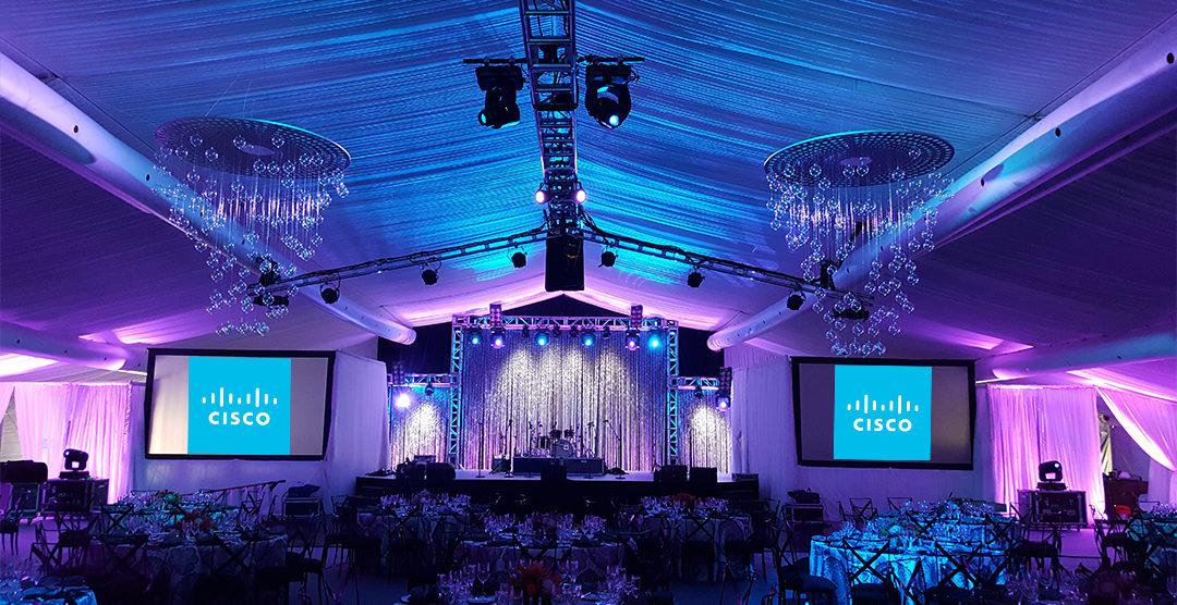 Cisco Corporate Events
