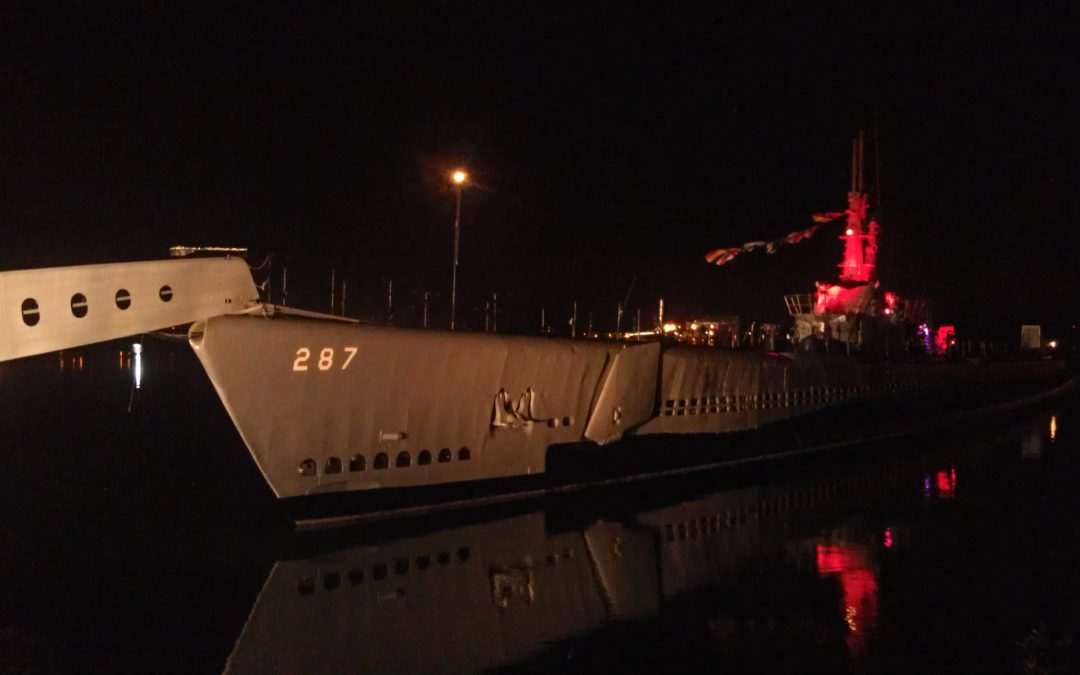 USS Bowfin Memorial – Corporate Event