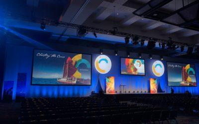Global Tourism Summit 2018 – HCC Ballroom Time Lapse Video