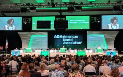 ADA 2018 – American Dental Association Conference – Time Lapse Setup