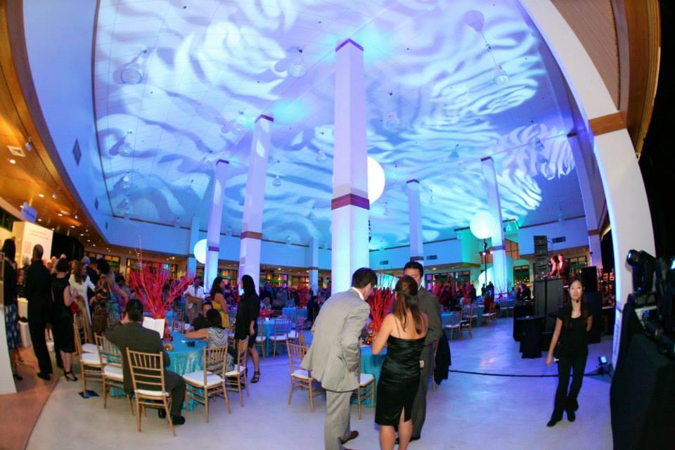 Corporate Event – Under the Sea theme