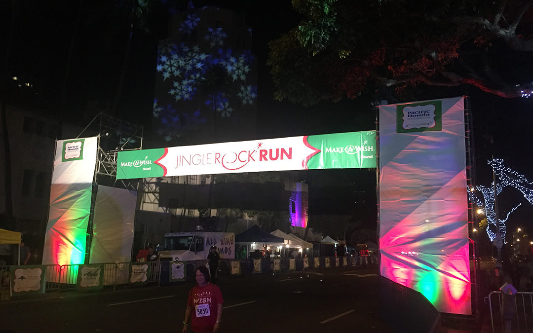 Jingle Rock Run 2017
