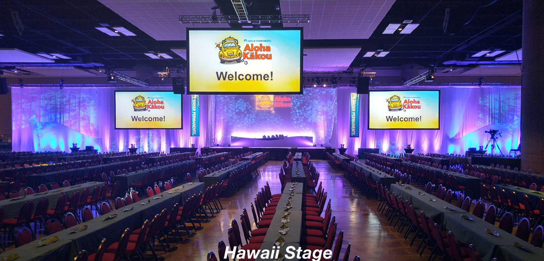 Hawaii Convention Center – Exhibit Hall