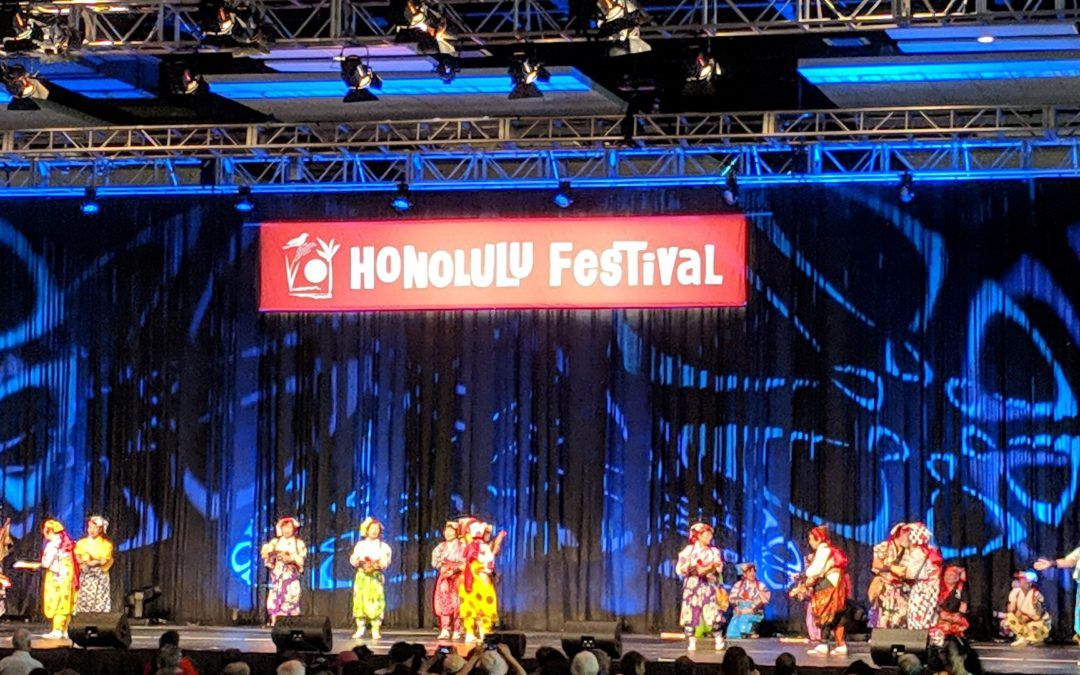 The Honolulu Festival 2019