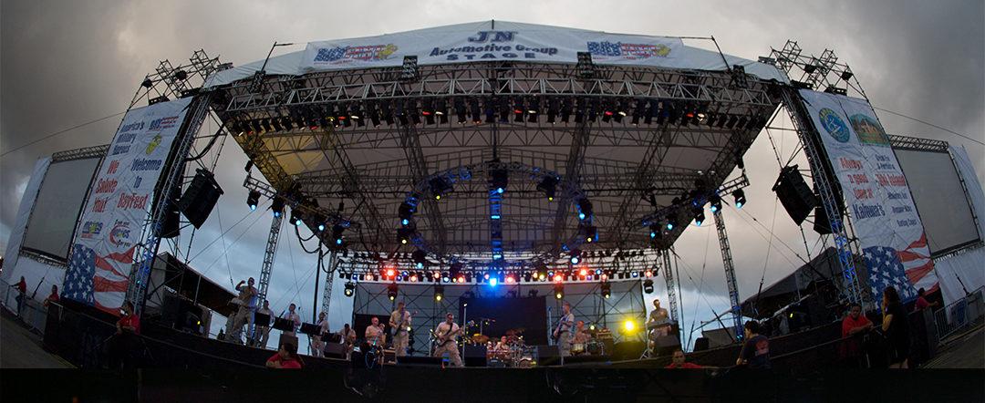 Bayfest 2009 – Filter Performing