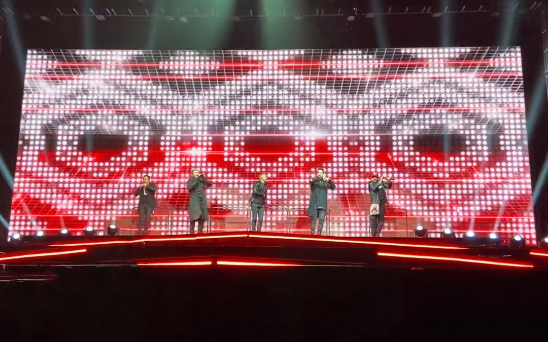 Backstreet Boys are Back!