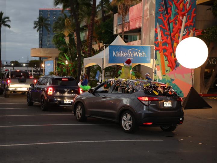 Jingle Rock Ride by Make-a-Wish Hawaii 2020