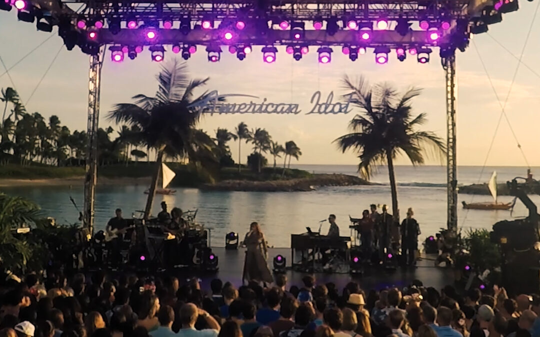 American Idol 2020 at Aulani Disney Resort